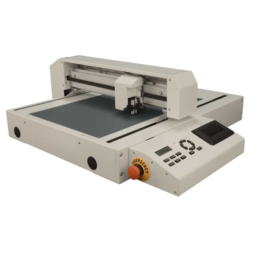 Secabo FC50 Flatbed Cutter with DrawCut PRO