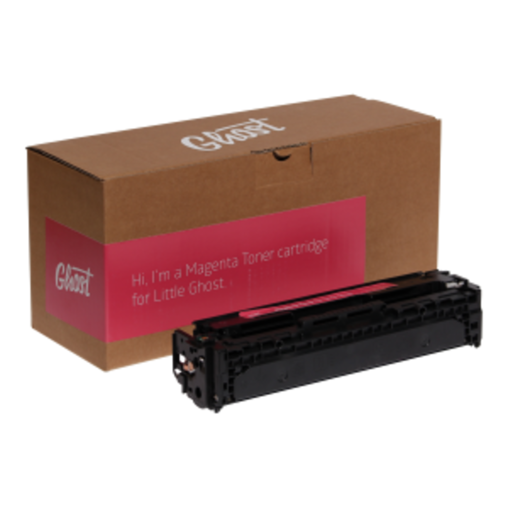 Little Ghost Toner Cartridge Magenta