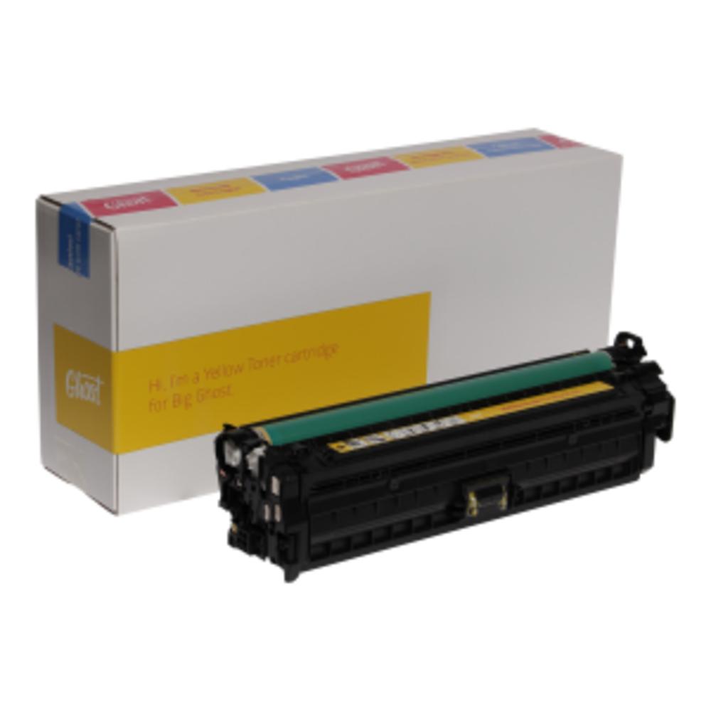 Big  Ghost Toner Cartridge Yellow