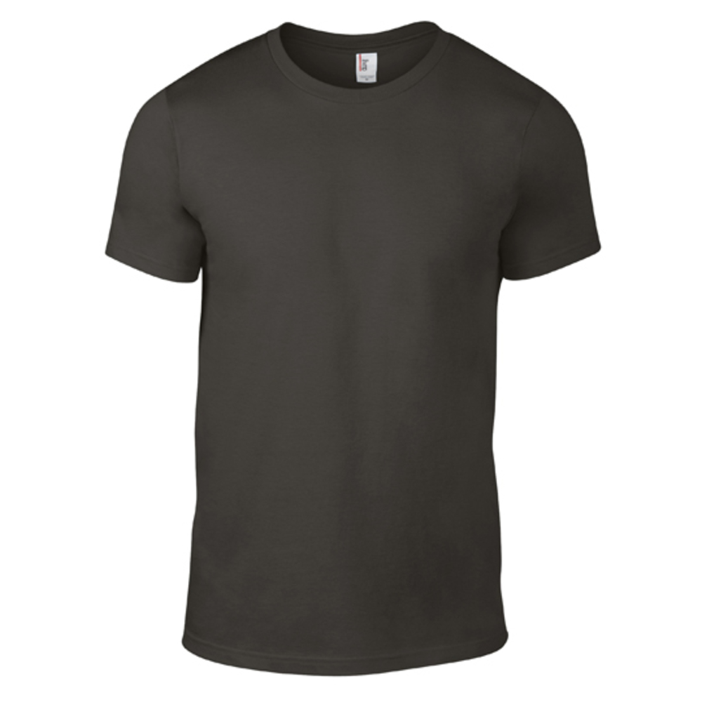 Lightweight Tee M Smoke (Solid)