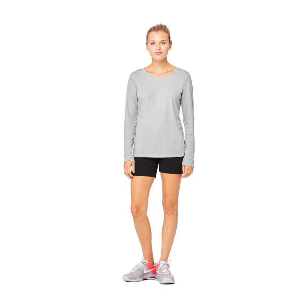 Women´s Performance Long Sleeve Tee