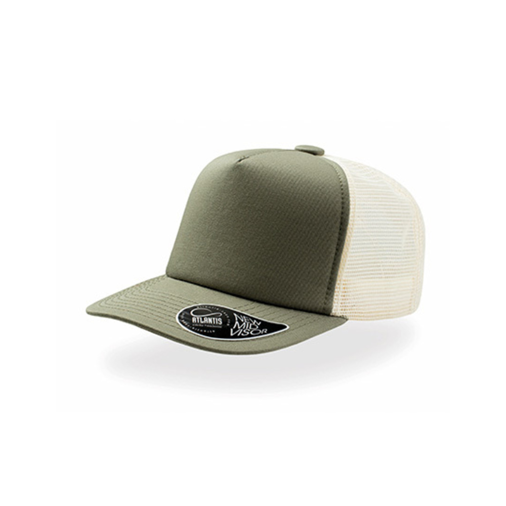 Record - Trucker Cap One Size Olive
