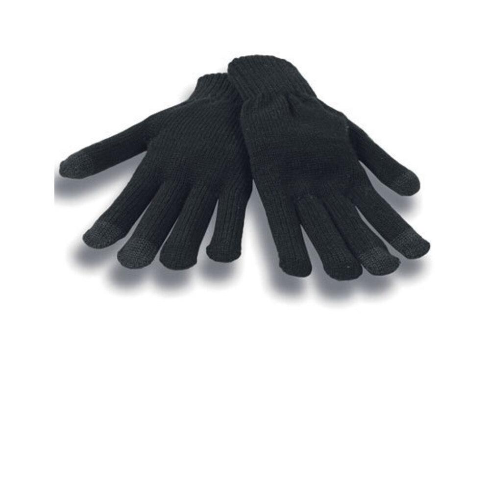 toucher aux gants