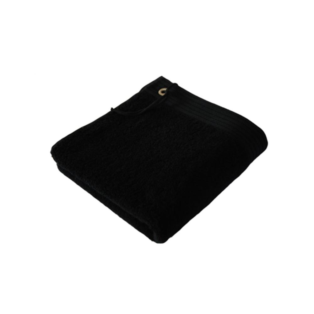 Premium Maxi Bath Towel, 100 x 150, Black