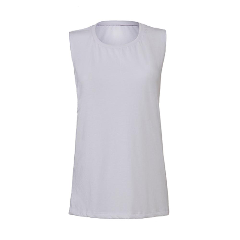 Women's Flowy Scoop Muscle T-Shirt