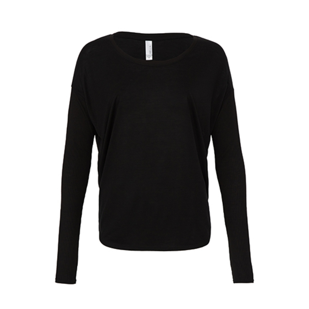 Flowy Long Sleeve T-Shirt