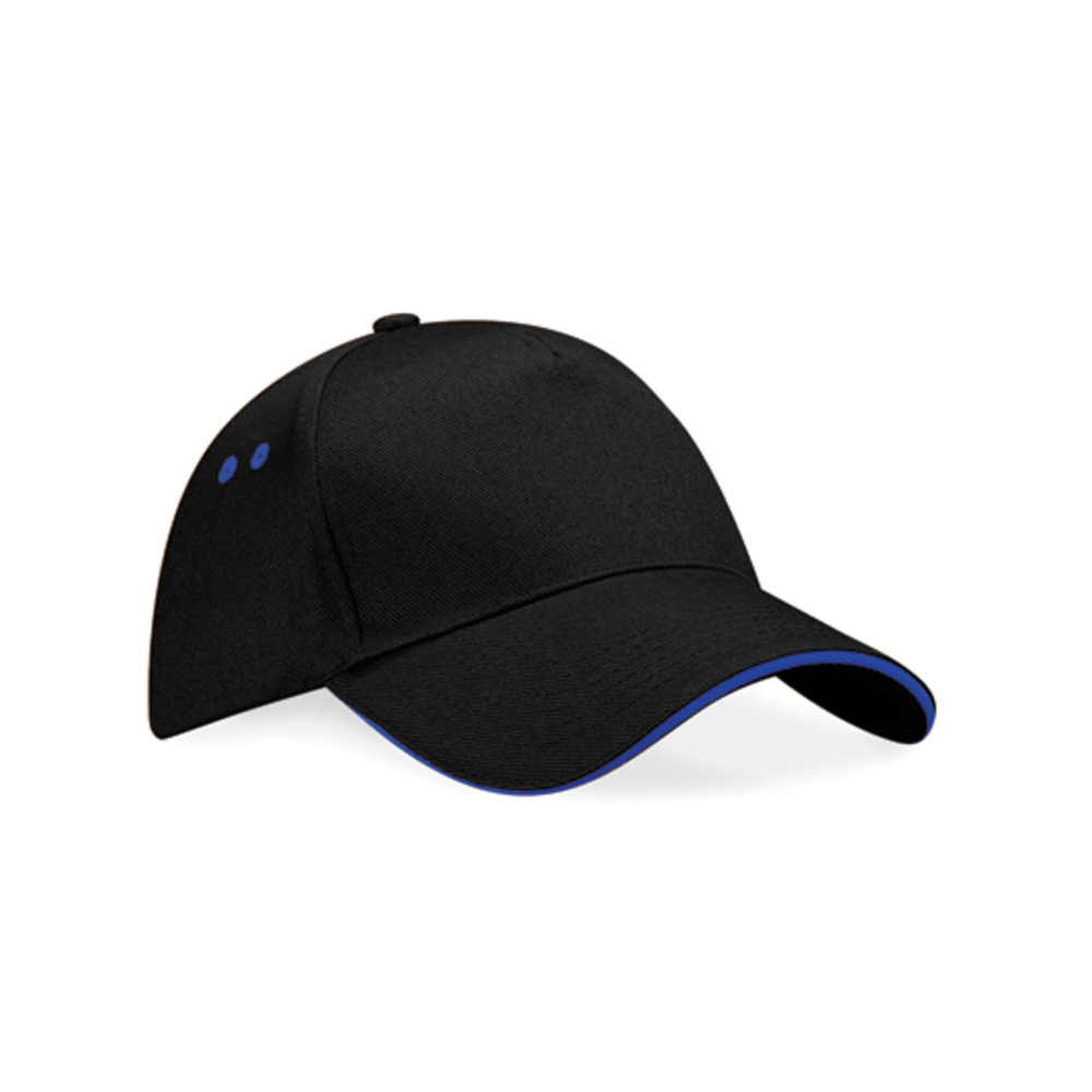Ultimate 5 Panel Cap - Sandwich Peak