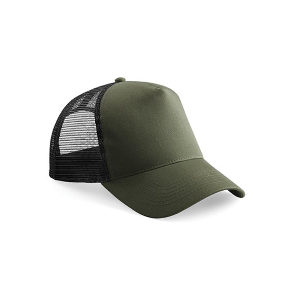 Snapback Trucker One Size Olive Green / Black