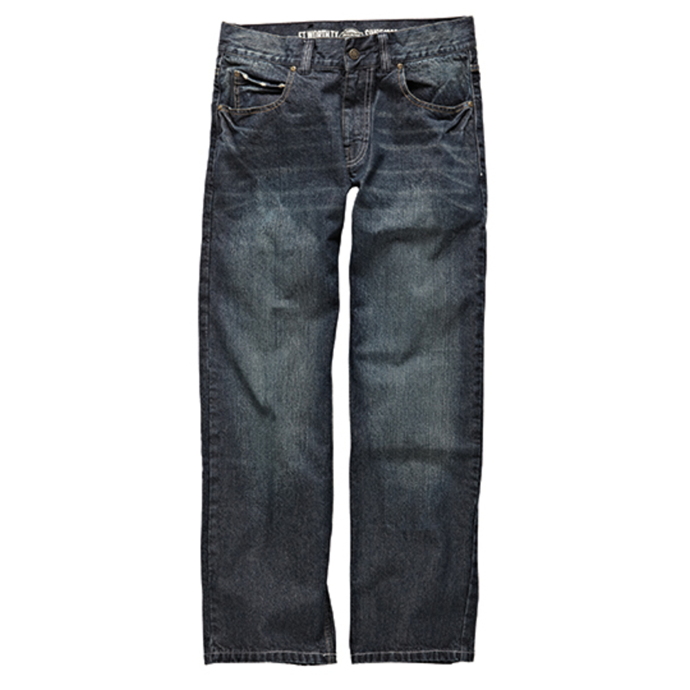 Stonewashed Jeans Boston