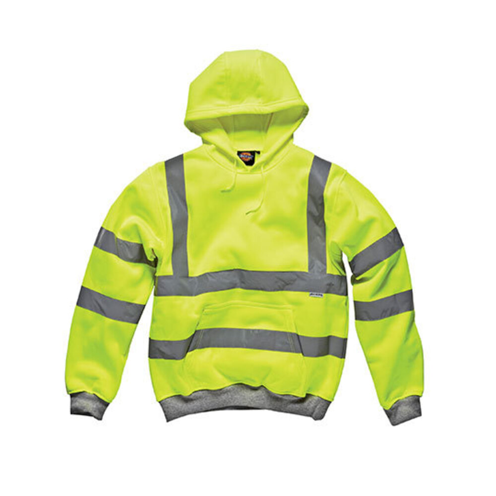 Hochsichtbares Kapuzen-Sweatshirt