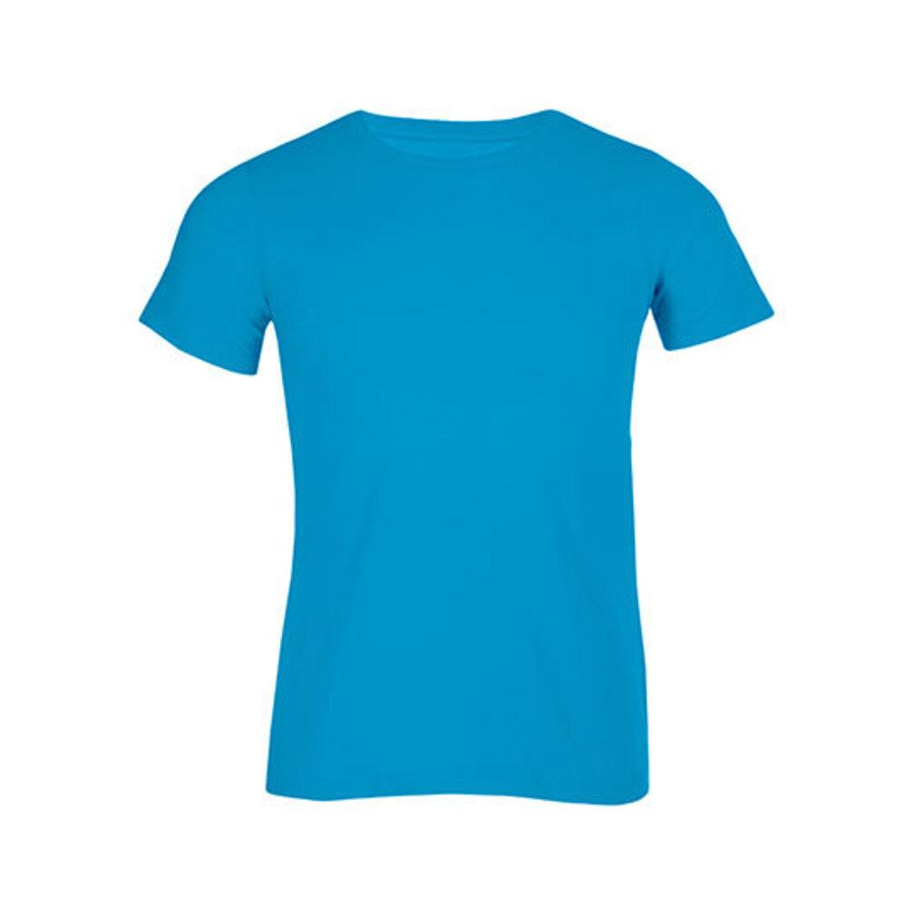 Men´s Fashion Organic-T, XL, Turquoise