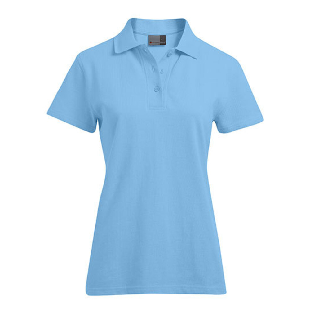 Women's superior polo