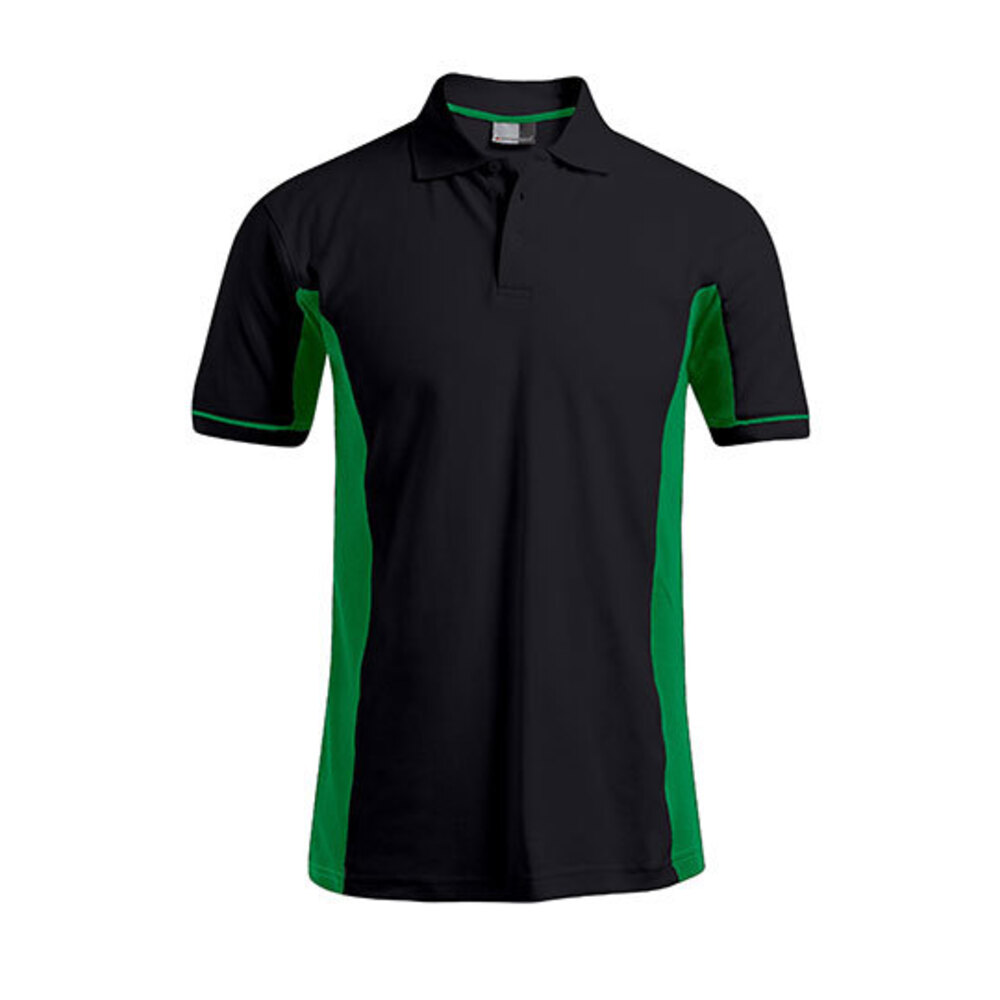Men´s Function Contrast Polo