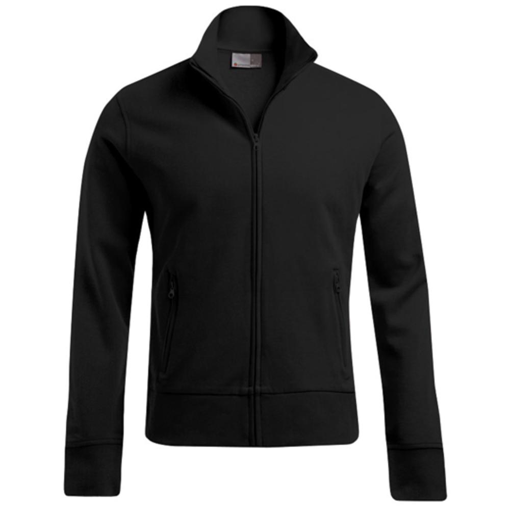 Men's jacket stand-up collar