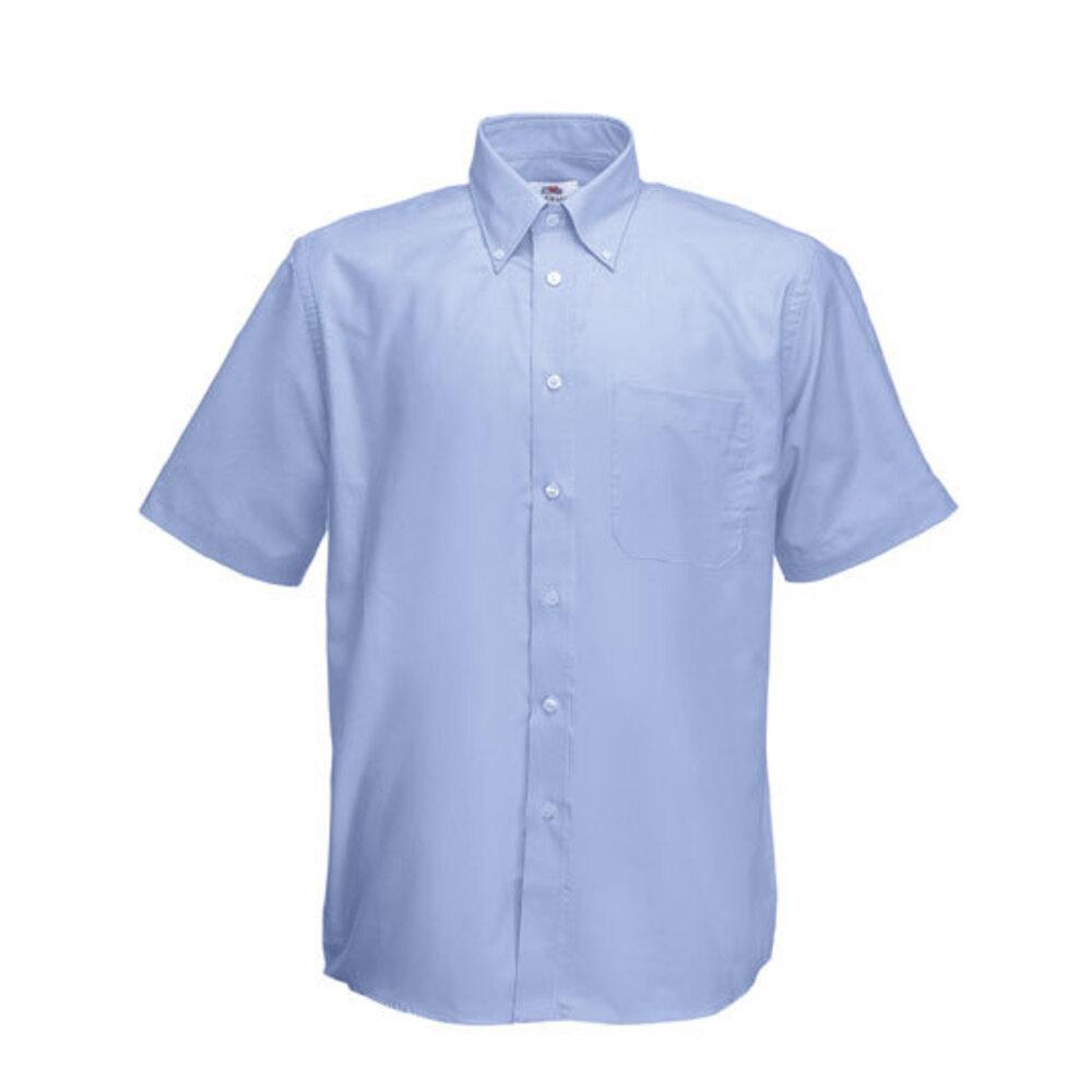 Men´s Short Sleeve Oxford Shirt