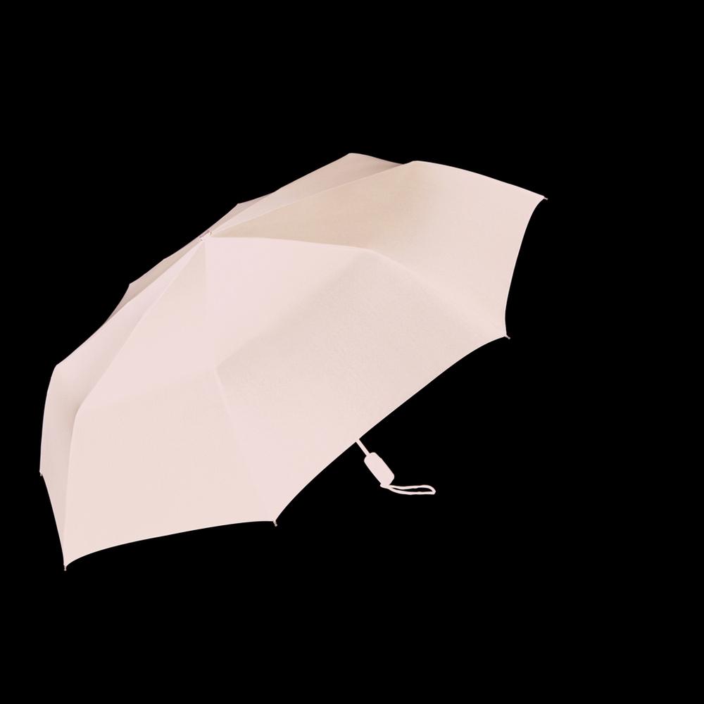 Magic Windfighter® Oversize Flat Black Taschenschirm
