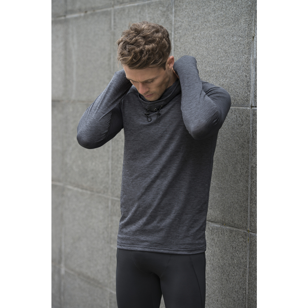 Men's Cool Cowl Neck Top