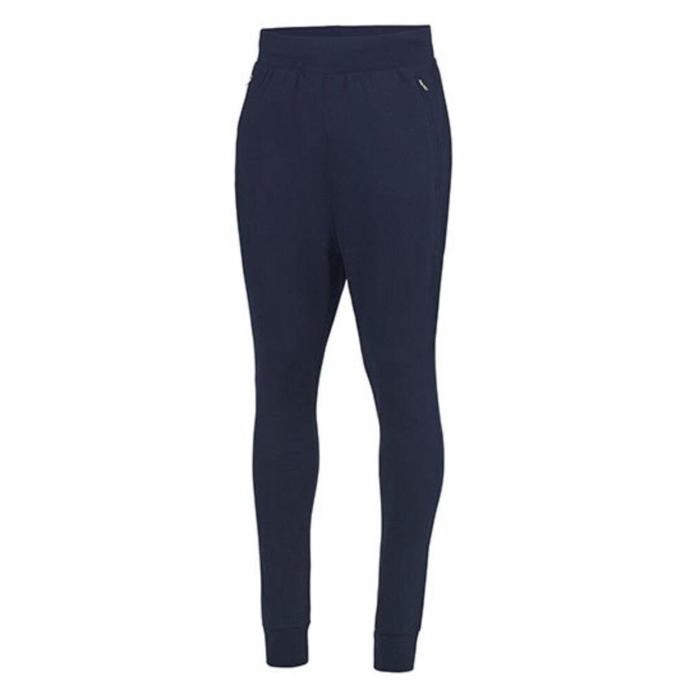 Pantalon de jogging avec entrejambe tombée