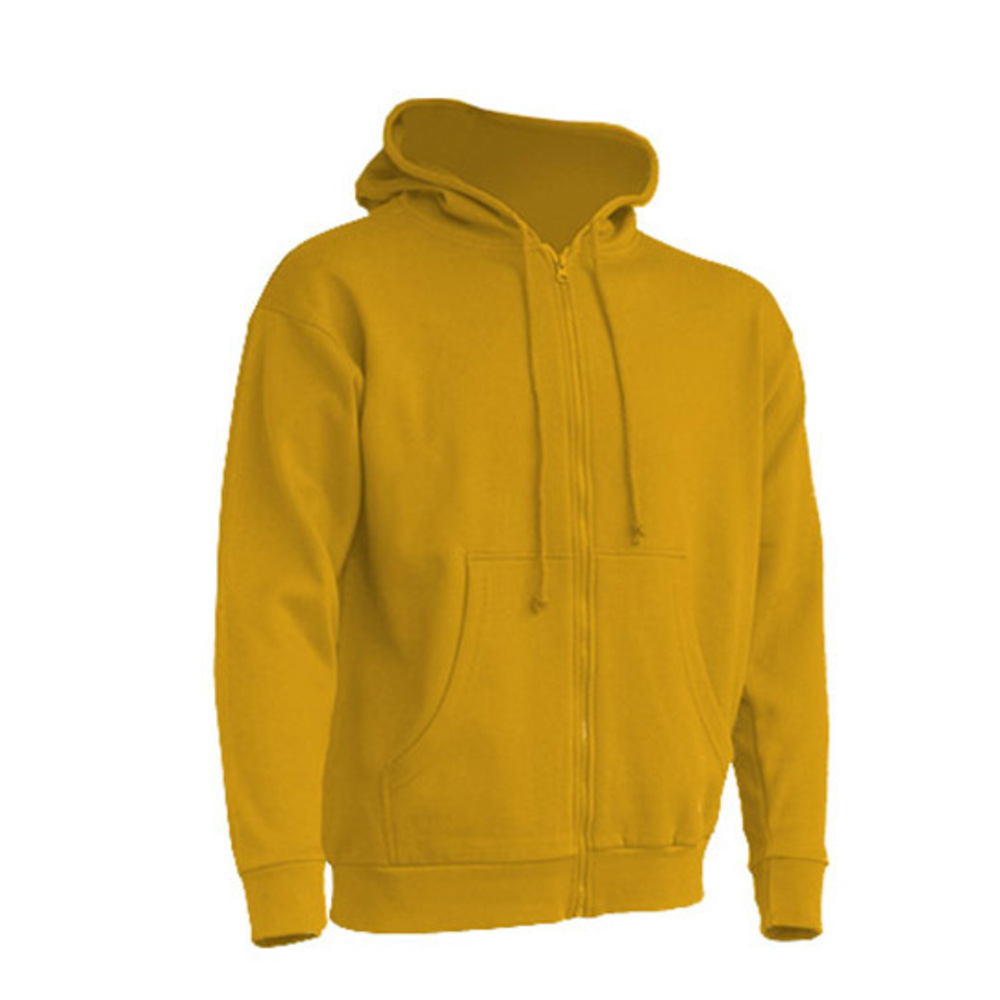 Hooded Sweater XXL Mustard