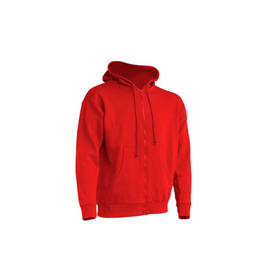 Hooded Sweater XXL Red