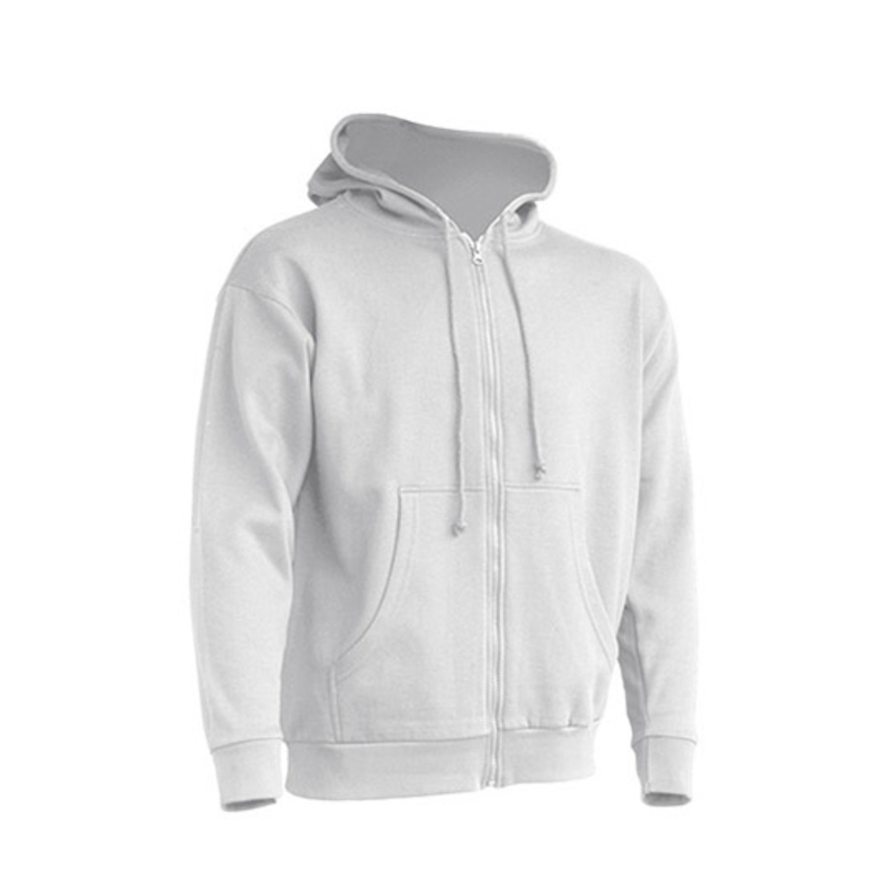 Hooded Sweater XXL White