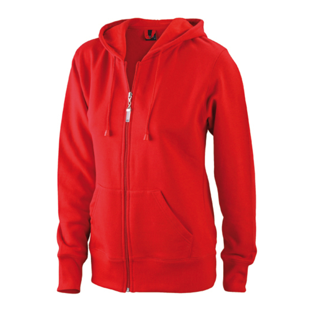 Ladies´ Hooded Jacket