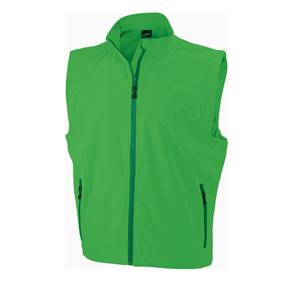 Men`s Softshell Vest