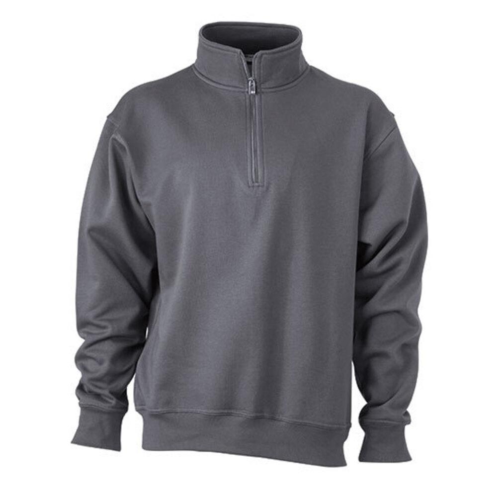 Workwear Half Zip Sweat