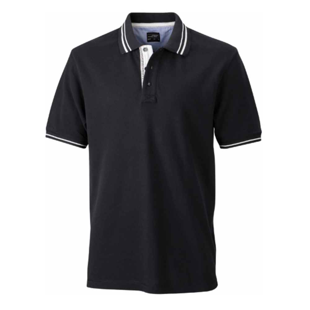 Men´s Lifestyle Polo