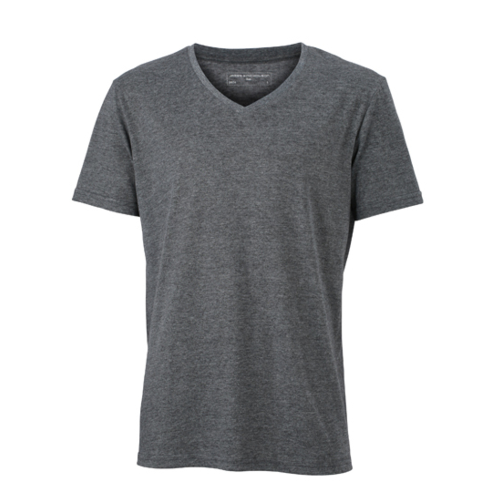 Men's heather T-shirt