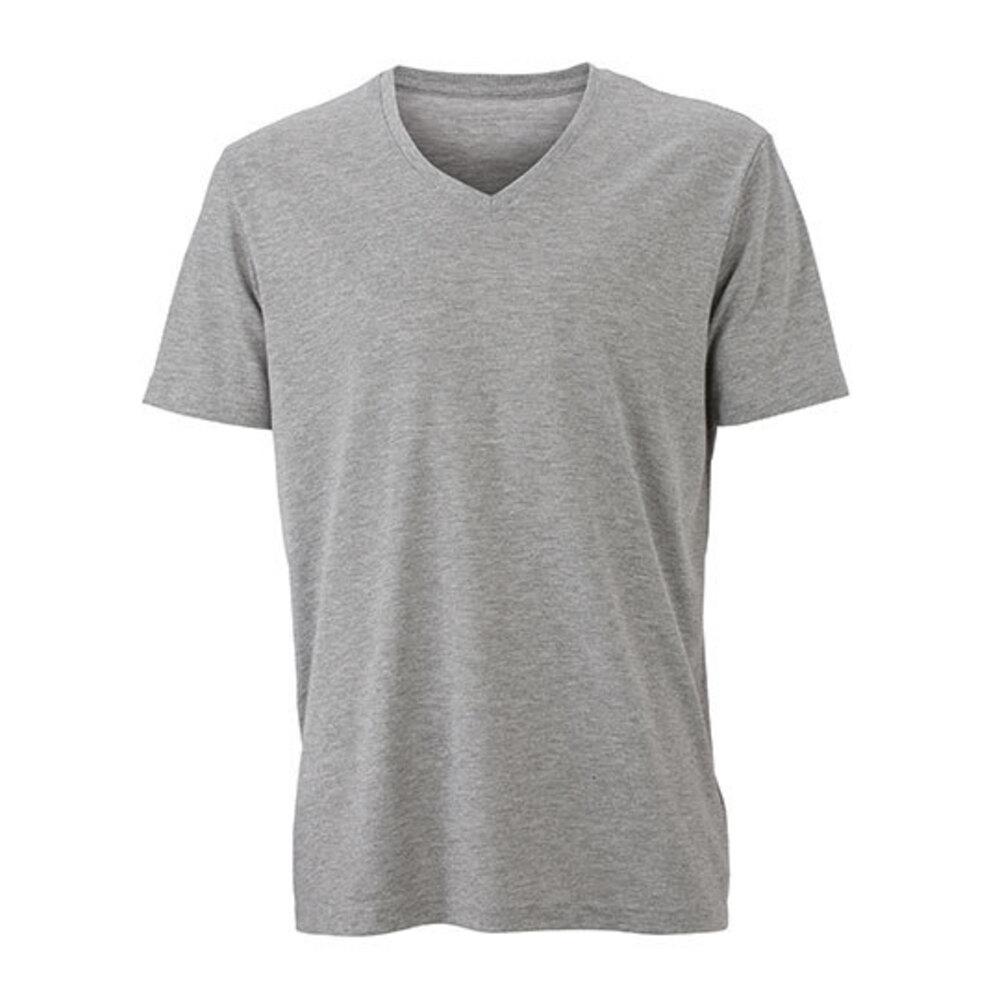 Men's heather T-shirt
