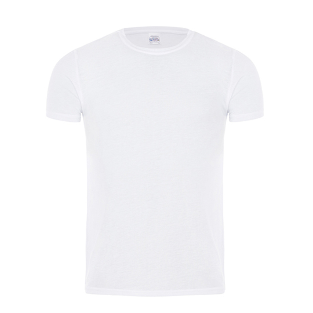 Joey Fashion Sub T, L, White