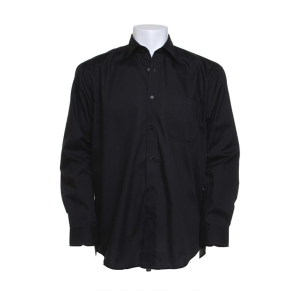 Business Poplin Shirt Long Sleeve