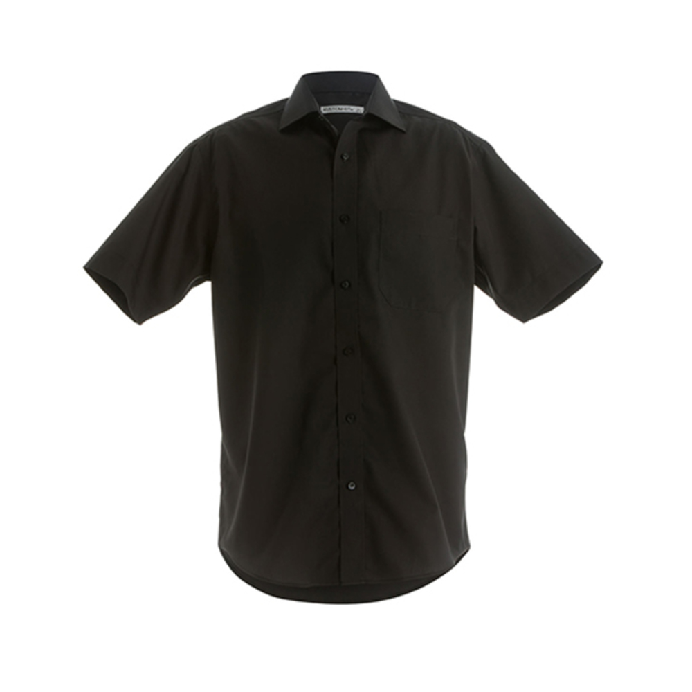 Premium Non Iron Corporate Poplin Shirt Short Sleeve