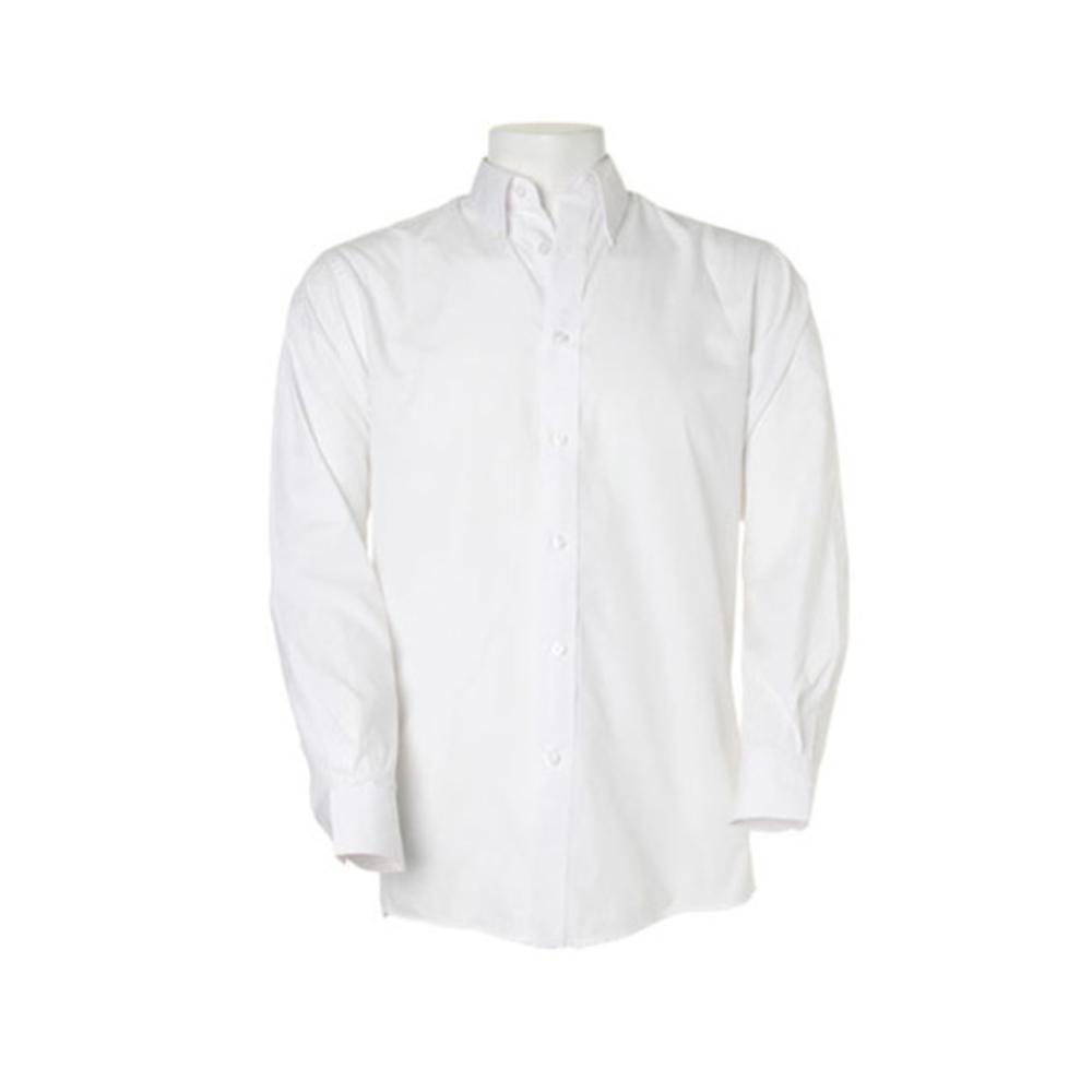Workforce Shirt Poplin Long Sleeved