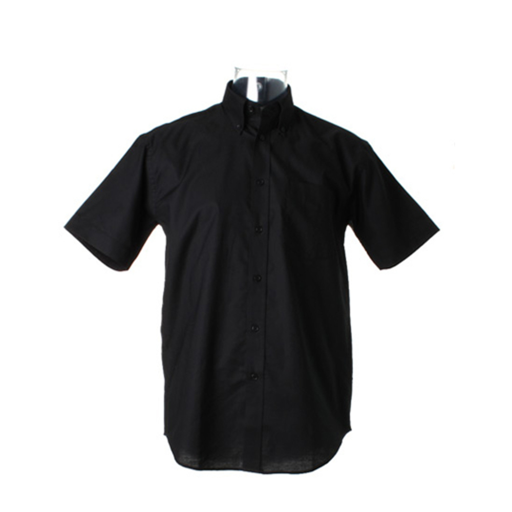 Mens Workwear Oxford Shirt Short Sleeve