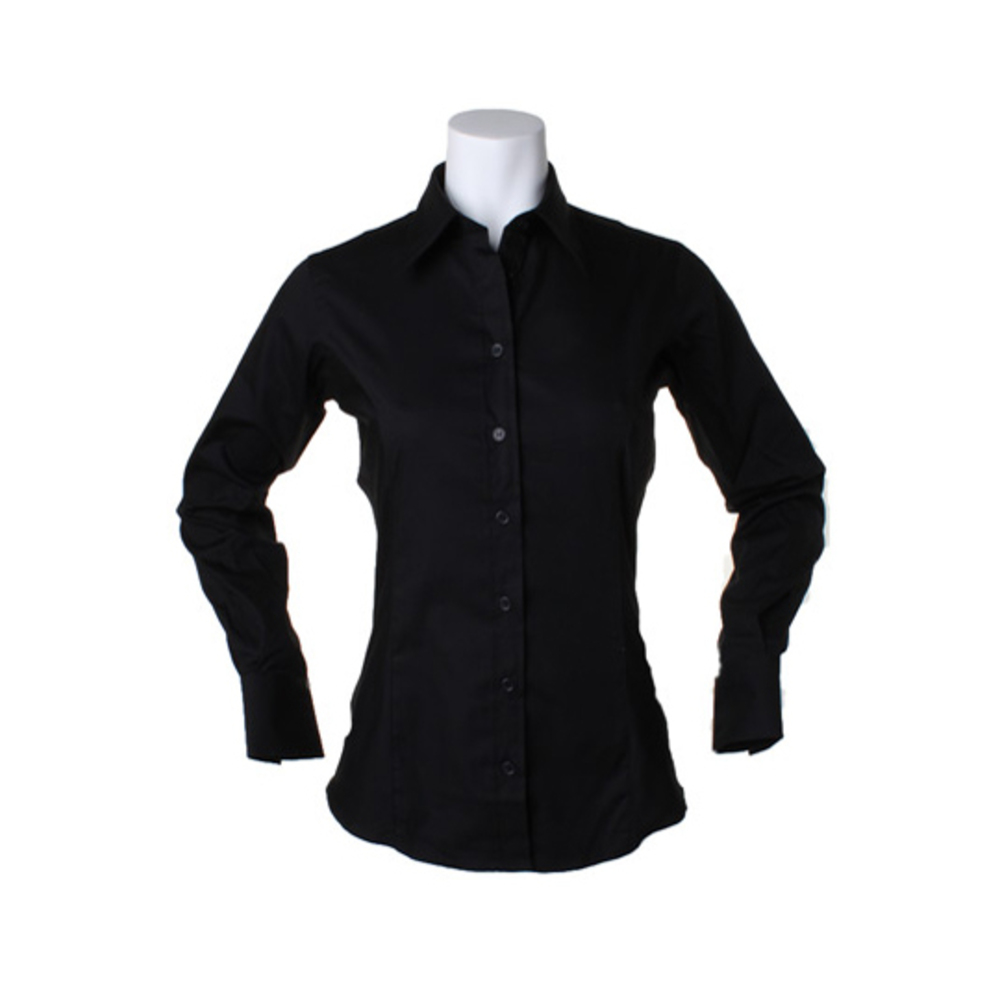 Women´s Corporate Oxford Shirt Long Sleeve