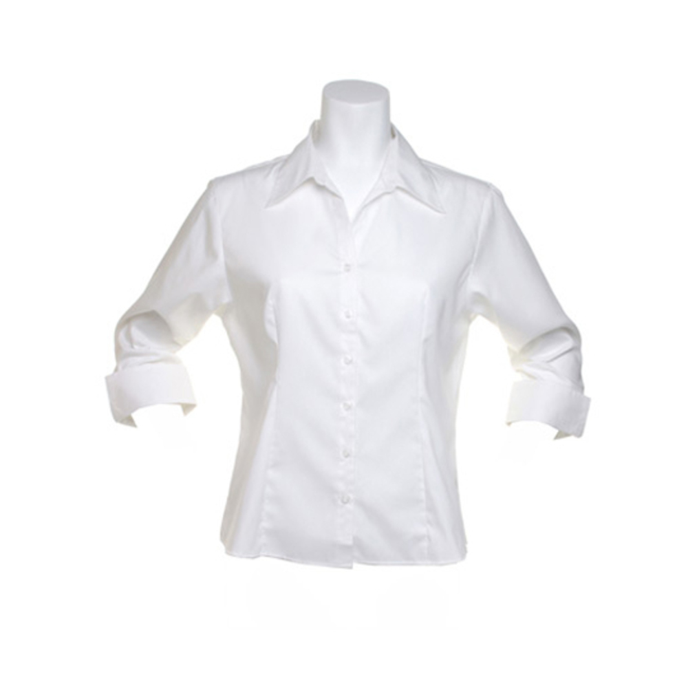 Women´s Corporate Oxford Shirt 3/4-Sleeve