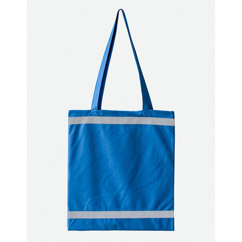 Warnsac® Shopping Bag, ca. 38 x 42, Blue