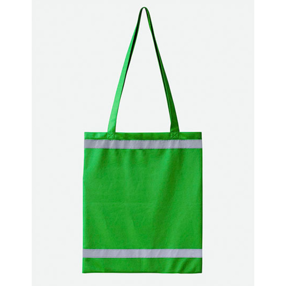 Warnsac® Shopping Bag, ca. 38 x 42, Green