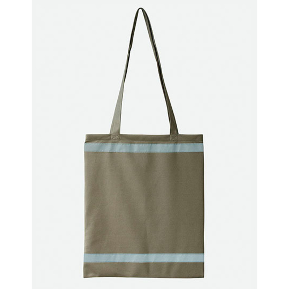 Warnsac® Shopping Bag, ca. 38 x 42, Grey