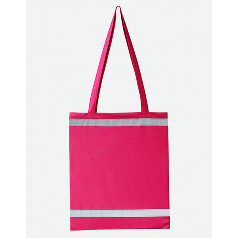 Warnsac® Shopping Bag, ca. 38 x 42, Magenta