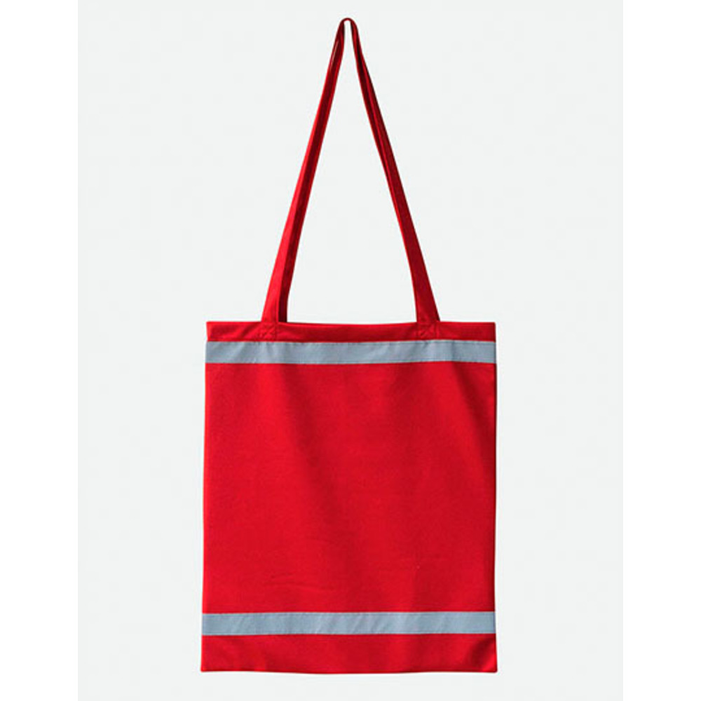 Warnsac® Shopping Bag, ca. 38 x 42, Red