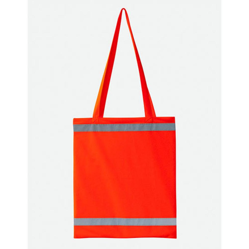 Warnsac® Shopping Bag, ca. 38 x 42, Signal Orange