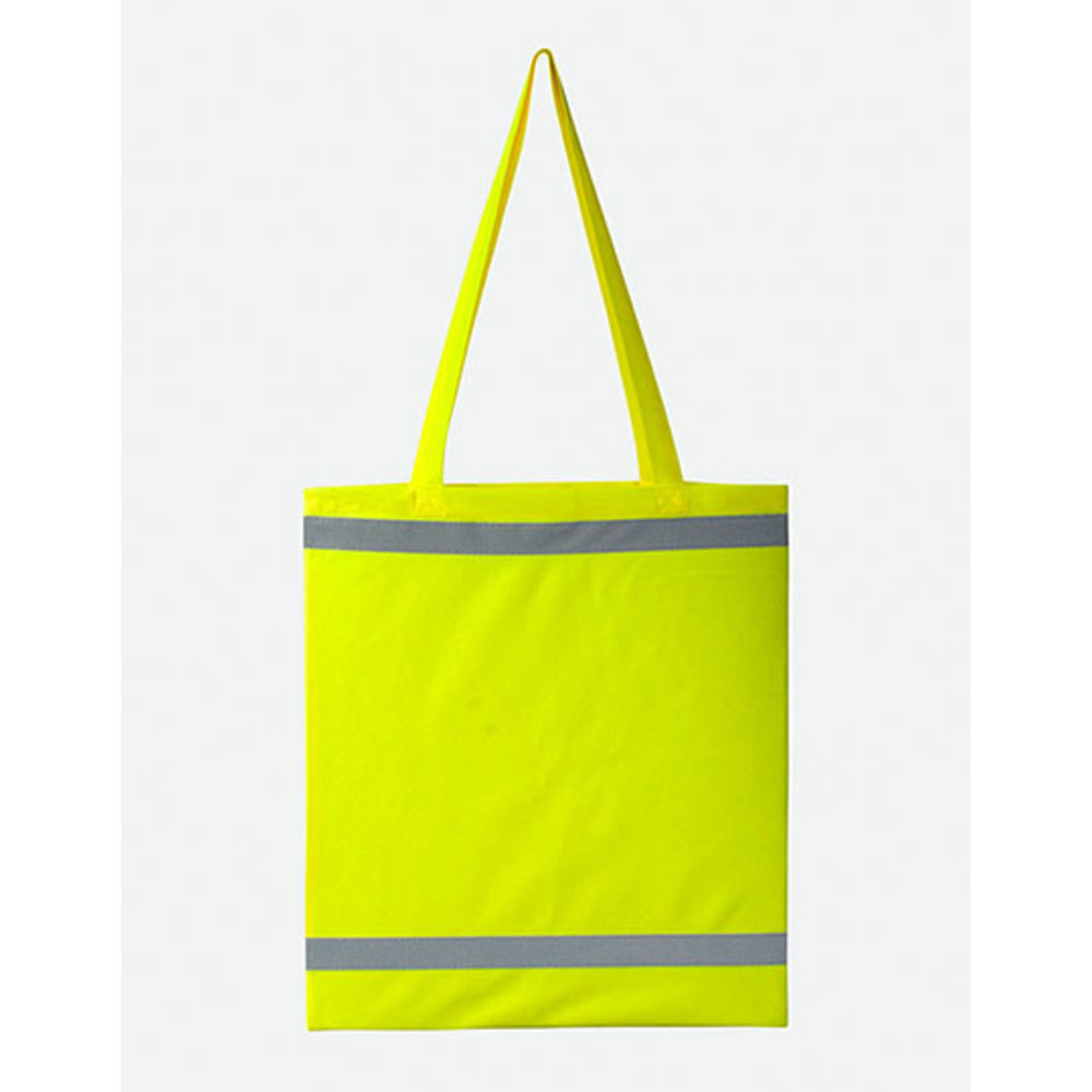 Warnsac® Shopping Bag, ca. 38 x 42, Signal Yellow