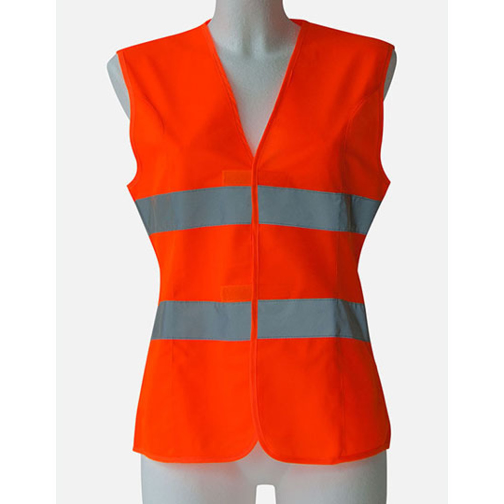 Womens Safety Vest EN ISO 20471