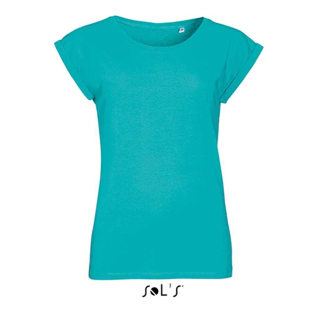 Women`s Round Neck T-Shirt Melba