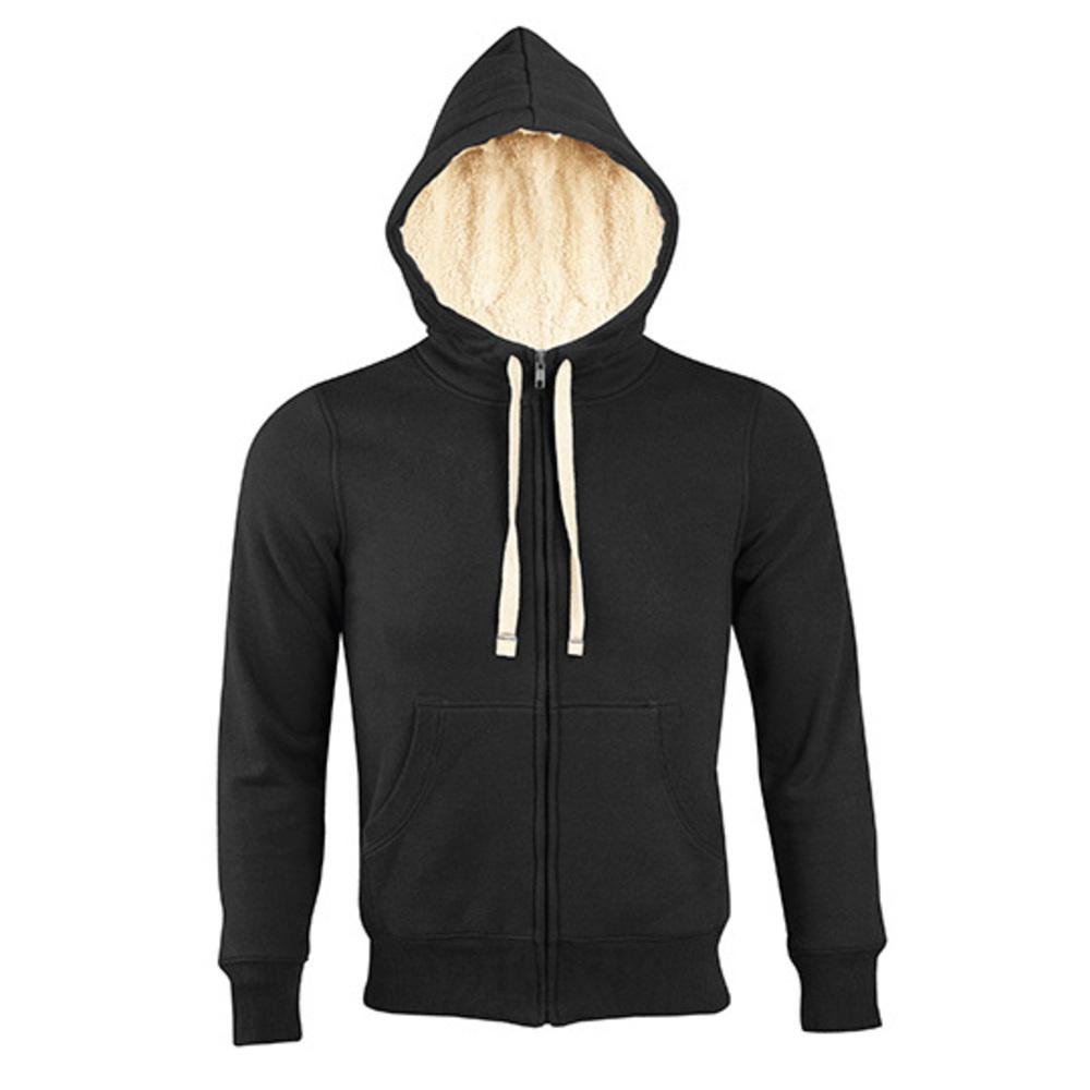 Veste veste zippée unisexe Sherpa