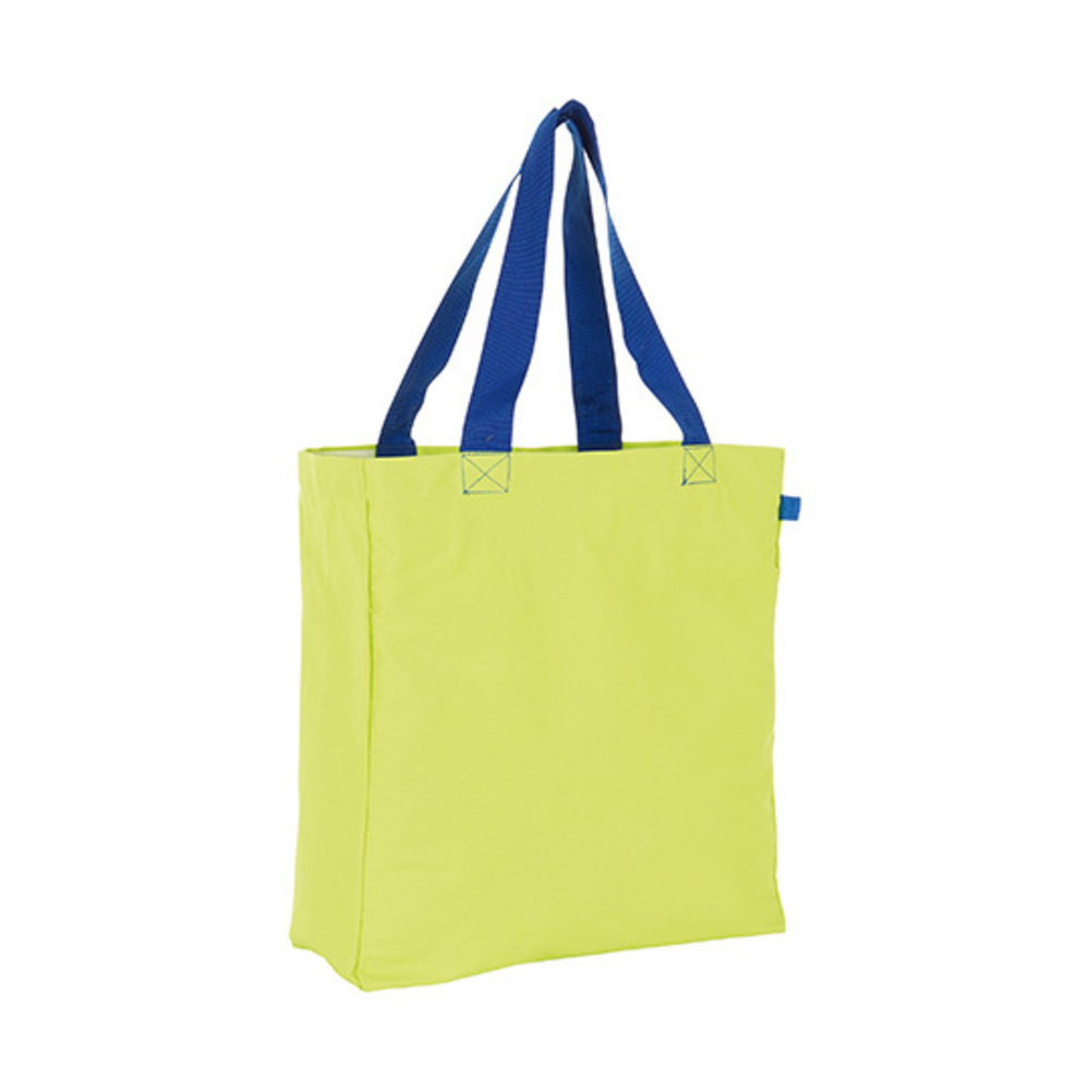 Lenox Shopping Bag 46 x 38 x 12 Neon Lime / Roy...