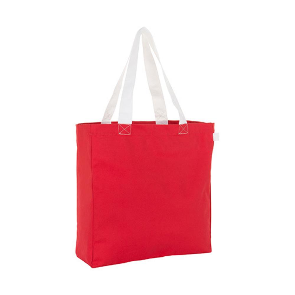 Lenox Shopping Bag 46 x 38 x 12 Red / White